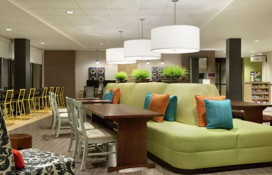 Hotelhalle Home2 Suites by Hilton Richland