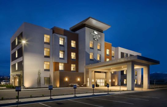 Buitenaanzicht Homewood Suites by Hilton Salt Lake Cit