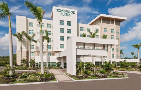 Vista exterior Homewood Suites by Hilton Sarasota-Lakewood Ranch