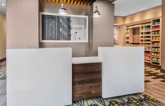 Hol hotelowy Hampton Inn - Suites Los Angeles-Hollywood CA