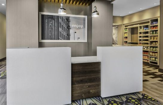 Hotelhalle Hampton Inn & Suites Los Angeles/Ho