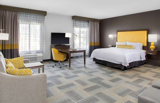 Suite Hampton Inn & Suites Los Angeles/Ho