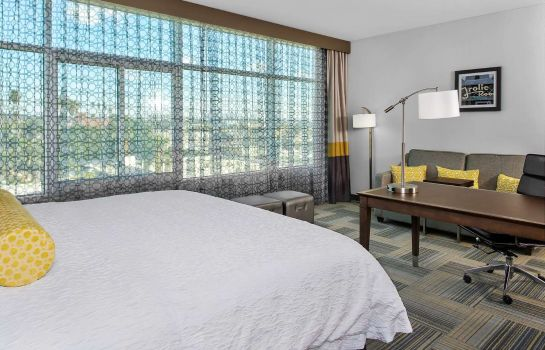 Zimmer Hampton Inn & Suites Los Angeles/Ho