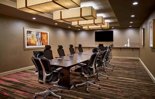 Conference room Delta Hotels Baltimore Inner Harbor