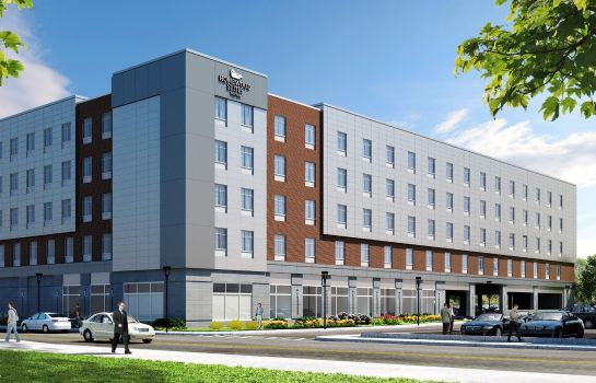 Außenansicht Homewood Suites by Hilton Boston Logan Airport Chelsea