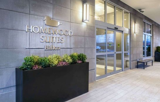 Exterior view Homewood Suites by Hilton Boston Logan Airport Chelsea
