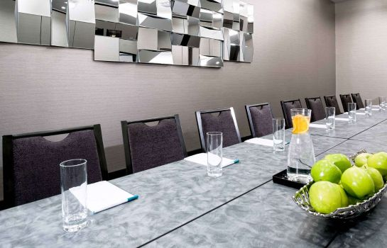 Conference room Homewood Suites by Hilton Boston Logan