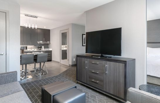 Pokój Homewood Suites by Hilton Boston Logan Airport Chelsea