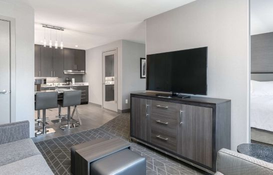 Chambre Homewood Suites by Hilton Boston Logan Airport Chelsea