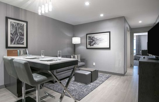 Pokój Homewood Suites Boston Apt Chelsea