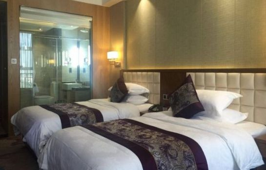 Double room (standard) Vienna Hotel Yinchuan Railway Station