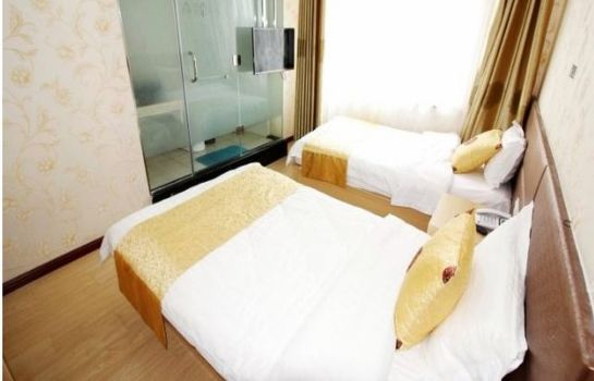 Doppelzimmer Standard Qingdao Beimengte Hotel Domestic only