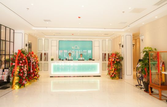 Hotelhalle Qingdao Galaxy Holiday Hotel