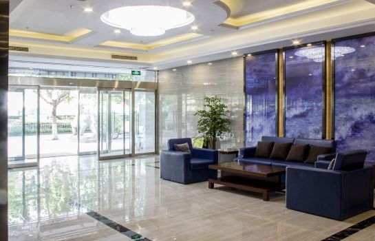 Hol hotelowy Bedom   Services Apartment(JInggangshan) Mainland Chinese Citizens Only