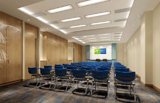 Conference room Holiday Inn Express LANGFANG PARK VIEW