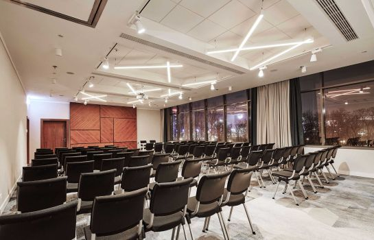Sala konferencyjna Courtyard by Marriott Katowice City Center