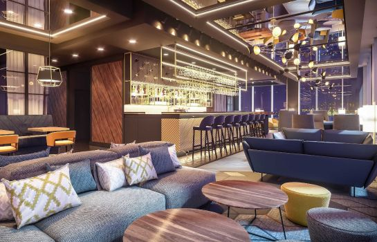 Bar hotelowy Courtyard by Marriott Katowice City Center
