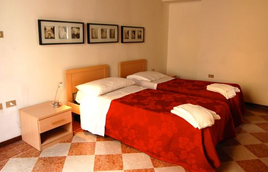 Single room (standard) Accademia Residenza