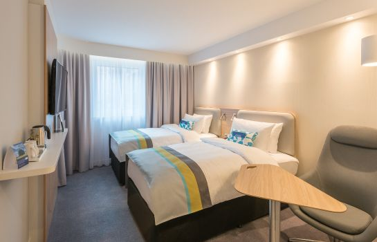 Doppelzimmer Standard Holiday Inn Express COLOGNE - CITY CENTRE