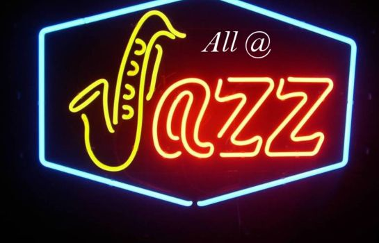 Zertifikat/Logo All At Jazz