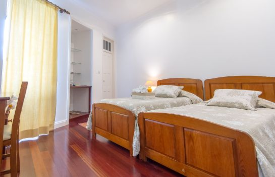 Doppelzimmer Standard Comercial Azores Guest house