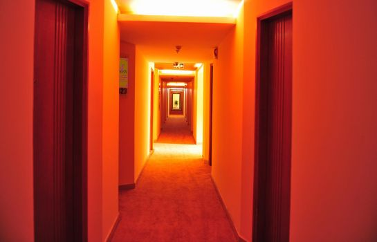 Vista all'interno Tiandirenhe Hotel-Jinan Shanda North Gate Domestic only