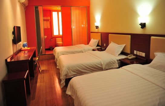 Camera a tre letti Tiandirenhe Hotel-Jinan Shanda North Gate Domestic only