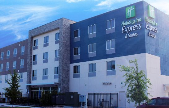 Vue extérieure Holiday Inn Express & Suites JACKSONVILLE W - I295 AND I10