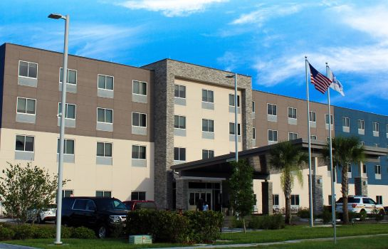 Buitenaanzicht Holiday Inn Express & Suites JACKSONVILLE W - I295 AND I10