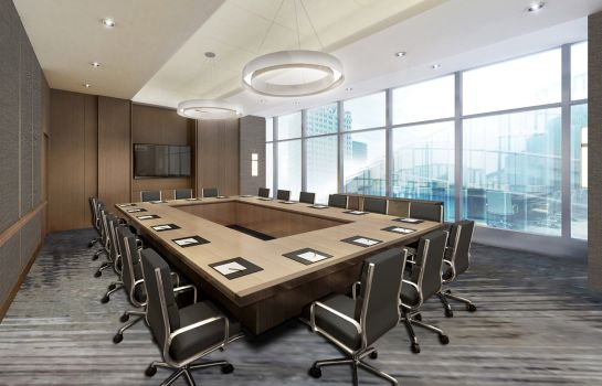 Conference room InterContinental Hotels LOS ANGELES DOWNTOWN