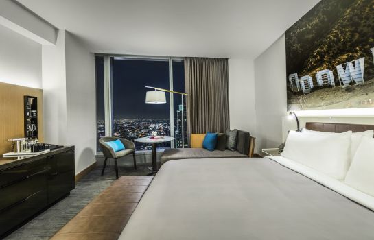 Chambre InterContinental Hotels LOS ANGELES DOWNTOWN
