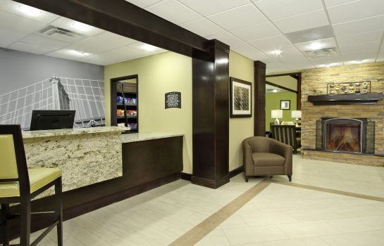 Hotelhalle Staybridge Suites ODESSA - INTERSTATE HWY 20