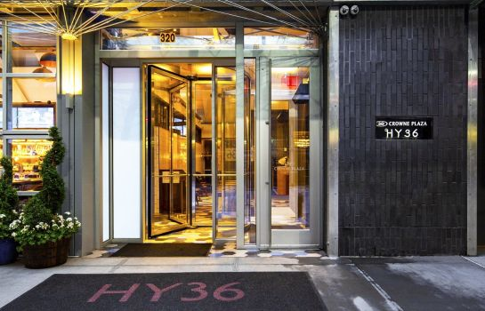 Außenansicht Crowne Plaza HY36 MIDTOWN MANHATTAN