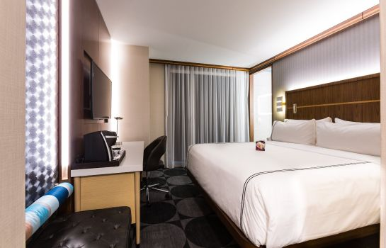 Zimmer Crowne Plaza HY36 MIDTOWN MANHATTAN