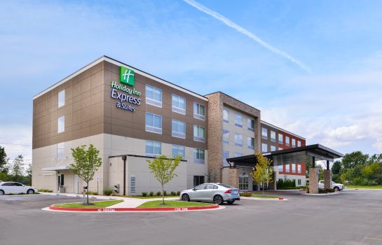 Außenansicht Holiday Inn Express & Suites SILOAM SPRINGS