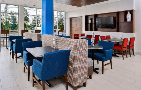 Restaurant Holiday Inn Express & Suites SILOAM SPRINGS