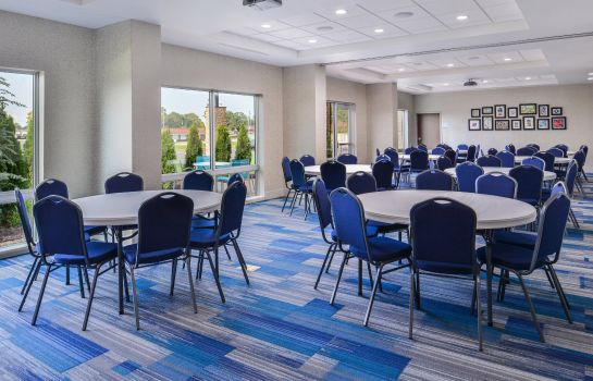 Sala congressi Holiday Inn Express & Suites SILOAM SPRINGS