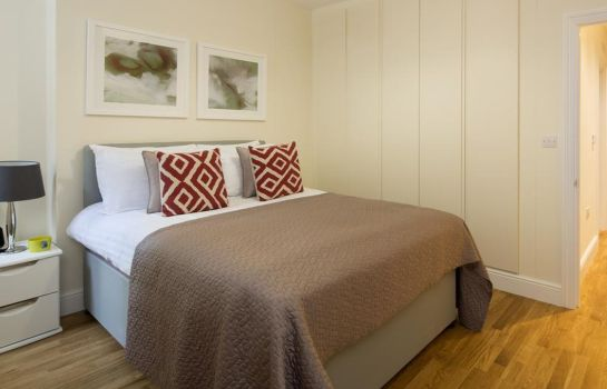 Chambre double (standard) Hammersmith One