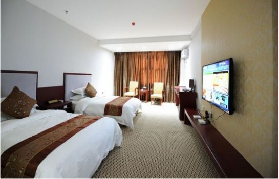 Double room (superior) Xunhao International Hotel Domestic only