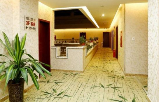 Vista all'interno Yian Taisheng Hotel