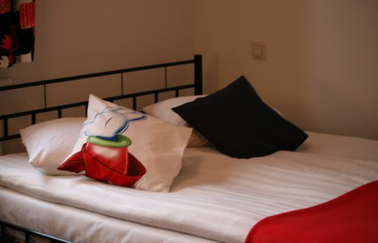 Four-bed room Arcus Premium Hostel