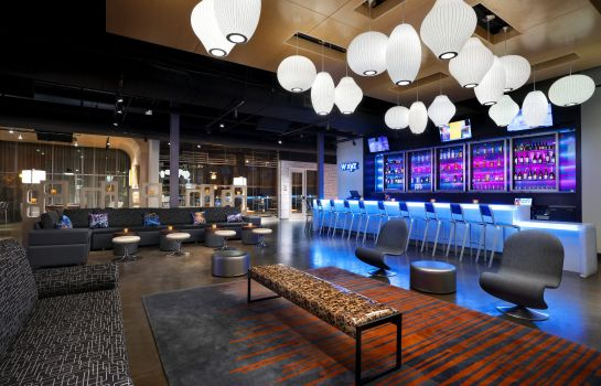 Restaurant Aloft Columbia Downtown