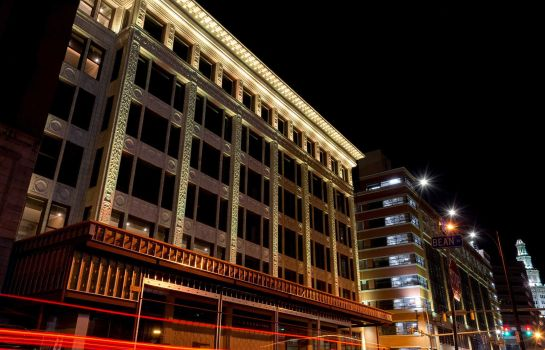 Exterior view an Ascend Hotel Collection Member Curtiss Hotel