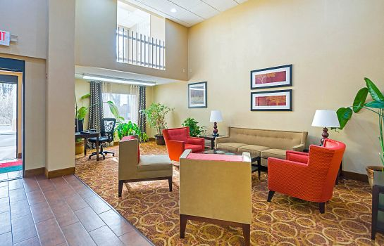 Hotelhal Econo Lodge Hagerstown