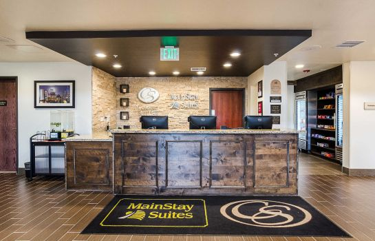 Hotelhalle MainStay Suites Near Denver Downtown