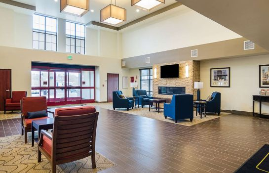 Lobby MainStay Suites Near Denver Downtown