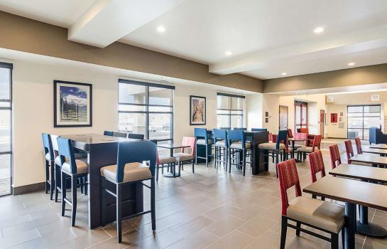 Restaurant MainStay Suites Near Denver Downtown
