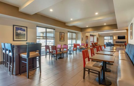Ristorante MainStay Suites Near Denver Downtown