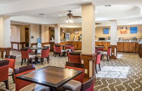 Restaurante MainStay Suites Edinburg