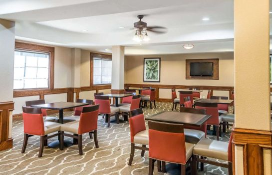 Ristorante MainStay Suites Edinburg